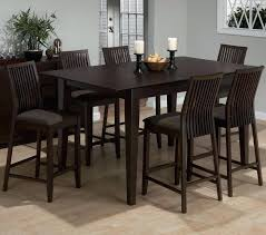 counter height rectangular table. Rectangular Pub Tables Set Furniture Wood High Top Table Counter Height Dining Room And Chairs Rectangle .