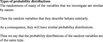 Types Of Probability Types Of Probability Sampling Research Methods Handouts