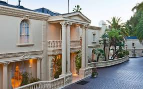 French Mansions Designs Stunning French Chateau In Bel Air Architecture Mansion