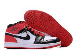 nike shoes red and white. 2015 new nike air jordan 1 retro men shoes 10 red black white outlet online store and