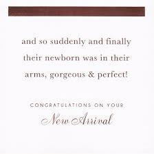 Congratulations On Your New Baby Card Gorgeous Perfect Congratulations On Your New Arrival Card New Baby Card