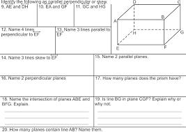 perpendicular planes. conclusion perpendicular planes