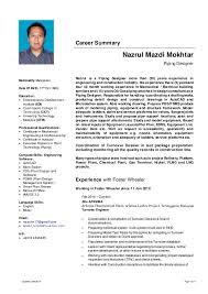 piping drafting resume examples drafting resume