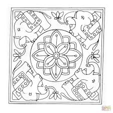Mandala Kleurplaten Printen