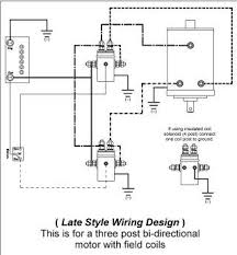 solenoid wiring diagram wiring diagram schematics baudetails info schematic for winch schematic wiring diagrams for car or truck