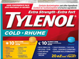 Tylenol Cold Dosage Chart Tylenol Cold