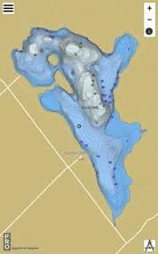 Lac Des Iles Depth Chart Lac Du Huit Fishing Map Ca_qc_huit_lac_du_qc Nautical