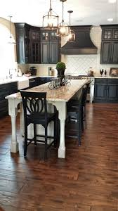 Wooden Flooring For Kitchens 17 Best Ideas About Dark Kitchen Floors On Pinterest Dark