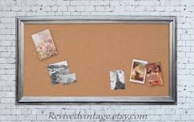 office cork board. zoom office cork board a