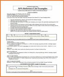 Professional References List Template Sample Reference List Professional References Template 57