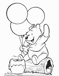 Winnie The Pooh 2 Disegni Per Bambini Da Colorare