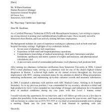 100 Electronics Technician Cover Letter Sleep Technician