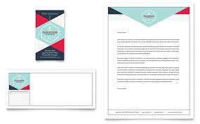 Financial Services Letterheads | Templates & Design Examples