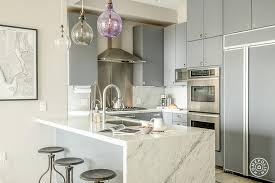 mid century modern kitchen white. Mid-century-modern-kitchen-design-matte-grey-flat- Mid Century Modern Kitchen White I