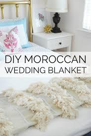 diy moroccan wedding blanket4