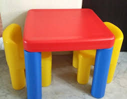 little tikes table and chairs set preloved little tikes classic table chairs set es kids on