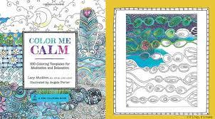 color me calm a zen coloring book