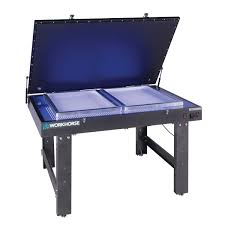 these tabletop and stand alone units deliver fast uniform and high resolution exposures using long lasting led light strips
