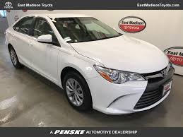 2017 Used Toyota Camry LE Automatic at East Madison Toyota Serving ...