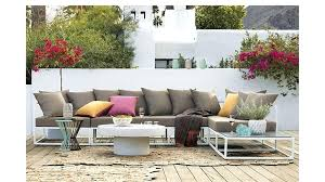 outdoor sectional metal. Outdoor Sectional Sofa Sale Cover Captivating Metal Modular P