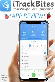 Itrackbites Health And Fitness Tracking App Review Nutrition