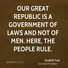 Government Quotes Stunning Gerald R Ford Quotes QuoteHD