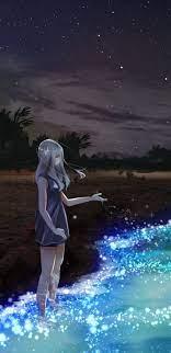 13+ Anime Wallpaper Galaxy Girl