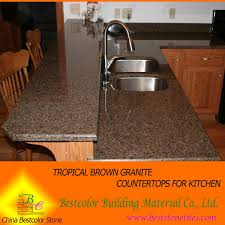 china prefab tropical brown granite kitchen countertops commercial china tropical brown granite countertops baltic brown granite kitchen tops