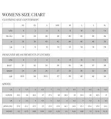 Mens Chest Size Chart Conversion Size Chart I Miss You Vintage