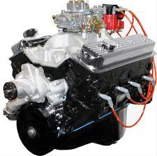 BluePrint Engines GM 383 C.I.D. 405HP Vortec Dressed Stroker Crate ...