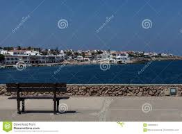 sea town view on vacations