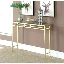 slim hall table. slim console table long glass full size of and metal hall .