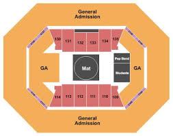 Hilton Coliseum Tickets And Hilton Coliseum Seating Chart