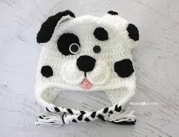 Crochet Dog Hat Pattern