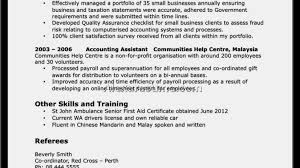 Resume Skills Assistant Ophthalmic Assistant Journalist Resume
