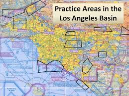 Practice Areas The Los Angeles Terminal Chart Includes 13