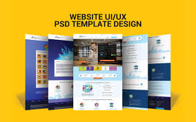 Design Awesome Web Ui Ux And Psd Templates By Sojandesi9r
