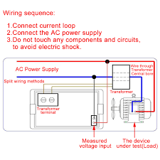 d85 digital meter drok 100139 diagram