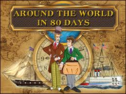 around the world in days interactive children s story book  screenshots