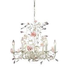 elk lighting chandelier heritage six light cream 6 dione