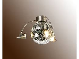 ceiling mounted disco ball