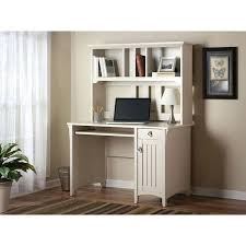 antique white desk with hutch girl desk and hutch in antique white finish integrated keyboard shelf