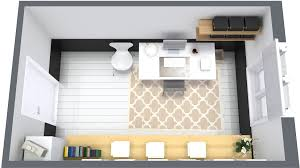 home office setup small office. Attractive Office Meeting Room Design With Nice Rectangular Wooden Essential Home Tips Roomsketcher Blog 3d Floor Setup Small T