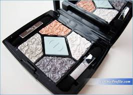 dior blue garnde eyeshadow palette review 3