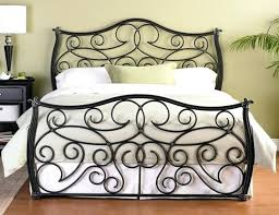 Iron Bed Frames Ideas Collection Iron Bed Frames Easy Gorgeous Iron ...