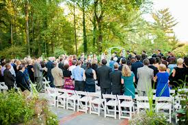 wedding ceremony gramercy mansion
