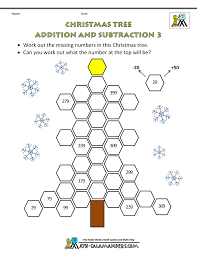 Christmas Math ActivitiesAddition and Subtraction 3 ...