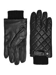 Barbour Quilted Leather Gloves - House of Fraser & selectedColor Adamdwight.com
