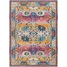 firenze shera passion pink 3 ft x 5 ft traditional antique persian look thin