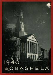 Trenton Central High School - Bobashela Yearbook (Trenton, NJ), Class of  1936, Cover